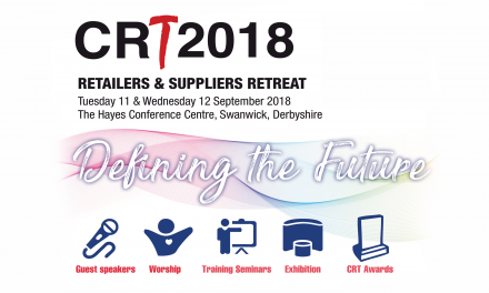 Proud to be Sponsoring CRT2018