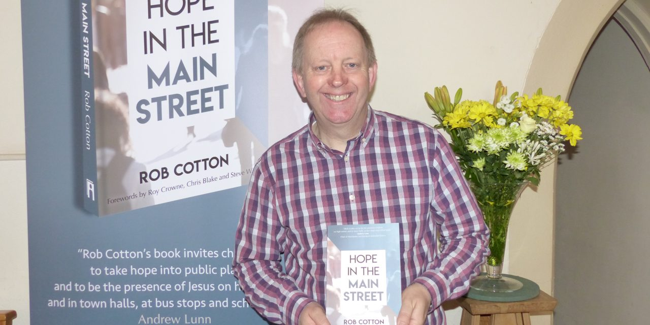 The Knutsford Guardian reports on 'Hope in the Main Street'