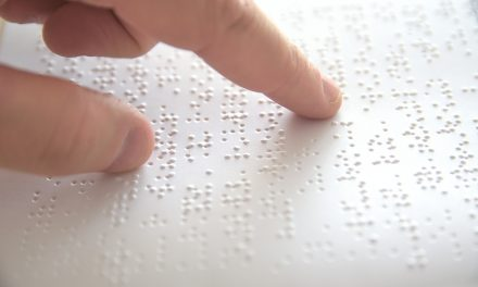 Torch turns bestseller into braille