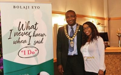 Mayor gives keynote speech at book launch
