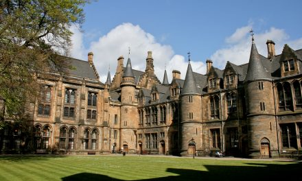 Glasgow University to host book event for Bestseller