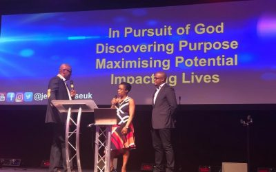 Marriage book celebrated at Jesus House London