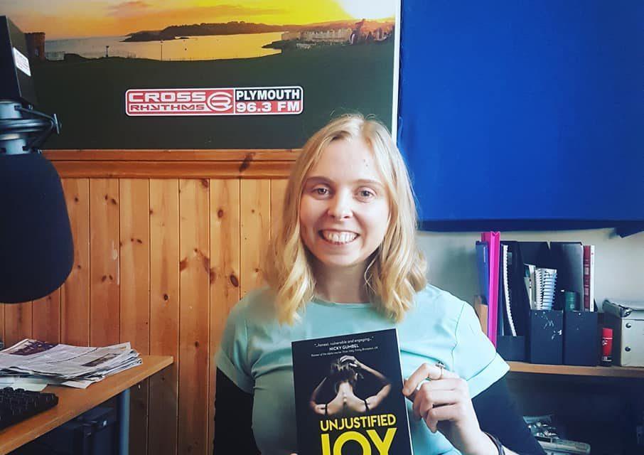 Leah Jeffery interviewed by Cross Rhythms Plymouth Radio station