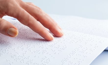 A Life Worthwhile now accessible in braille