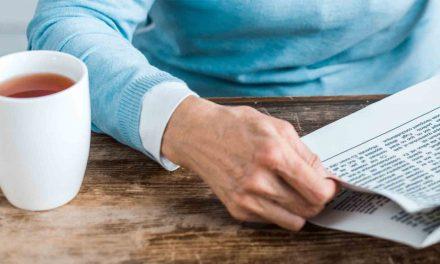 Newslink promotes book resource for lent