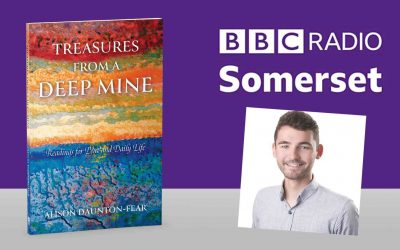 BBC Radio Somerset discusses 'Treasures From a Deep Mine'