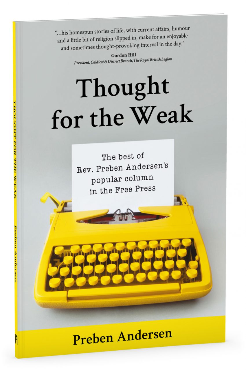 Thought For The Weak_3D Cover