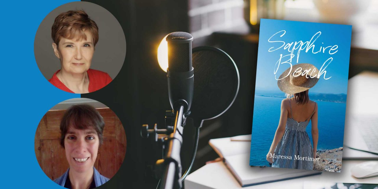 Podcast discusses writing in the midst of Chaos